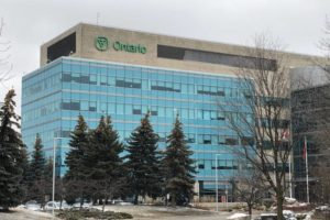 Ontario 03122018 - Suspicious package prompts government building evacuation in Guelph