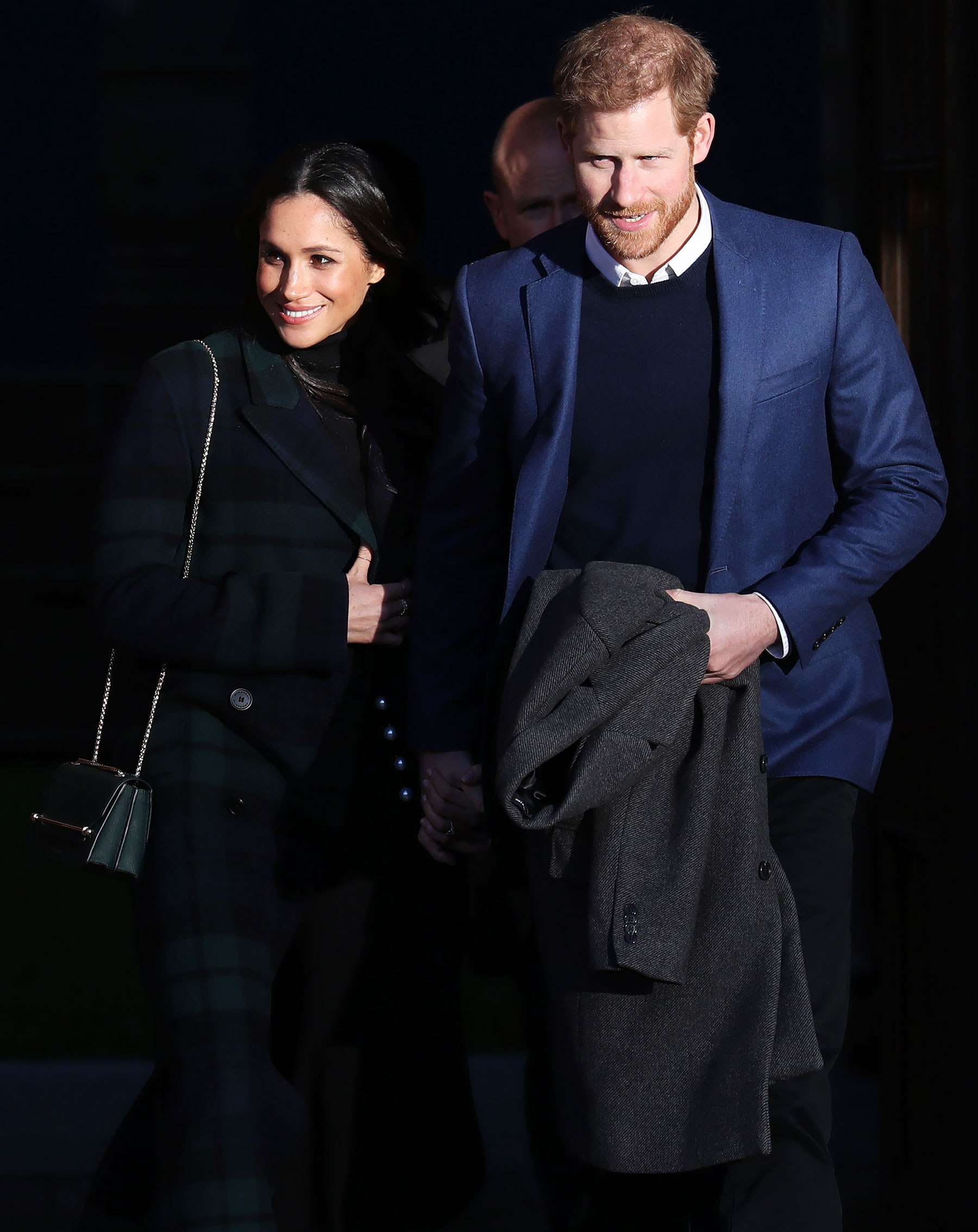 Anthrax scare after an envelope containing white powder was sent to the couple at Kensington Palace