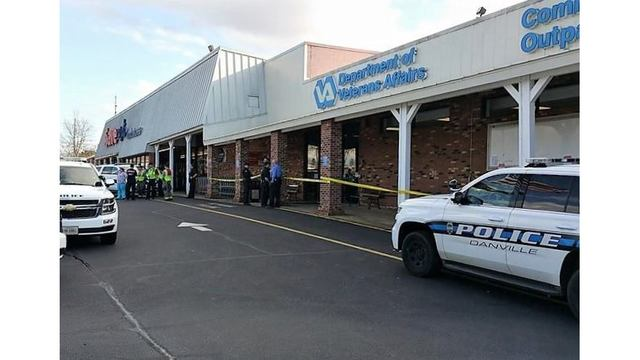 White powder mailed to the Danville Veterans Affairs was a suspicious package from China