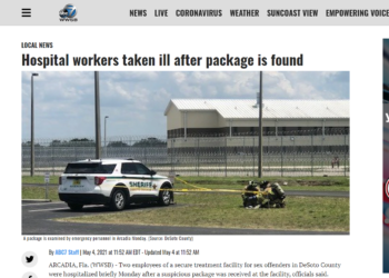 Prison Hospital Workers Sickened - raysecur