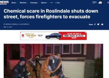 Mailed Hazardous Materials Brought to Local Fire Station - raysecur