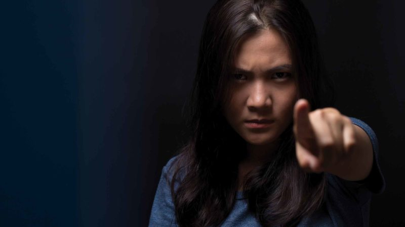 7 Emotions of Mail-Borne Threats, #2: Anger.