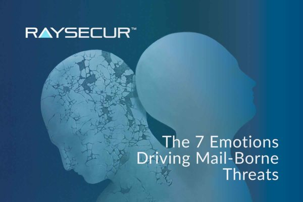 7 Emotions of Mail Threats.