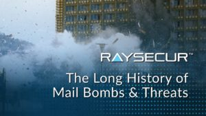 History of Dangerous Mail Bombs.