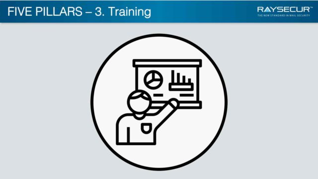 Mail Security Implementation 10: Training.