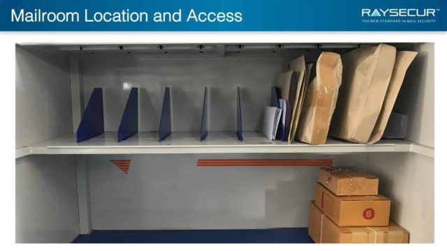 Mail Security Implementation: 16 - Location Access.