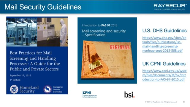 Mail Security Implementation: 22 - Guidelines Doc.