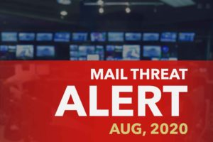Mail Threat Alert: Aug, 2020.