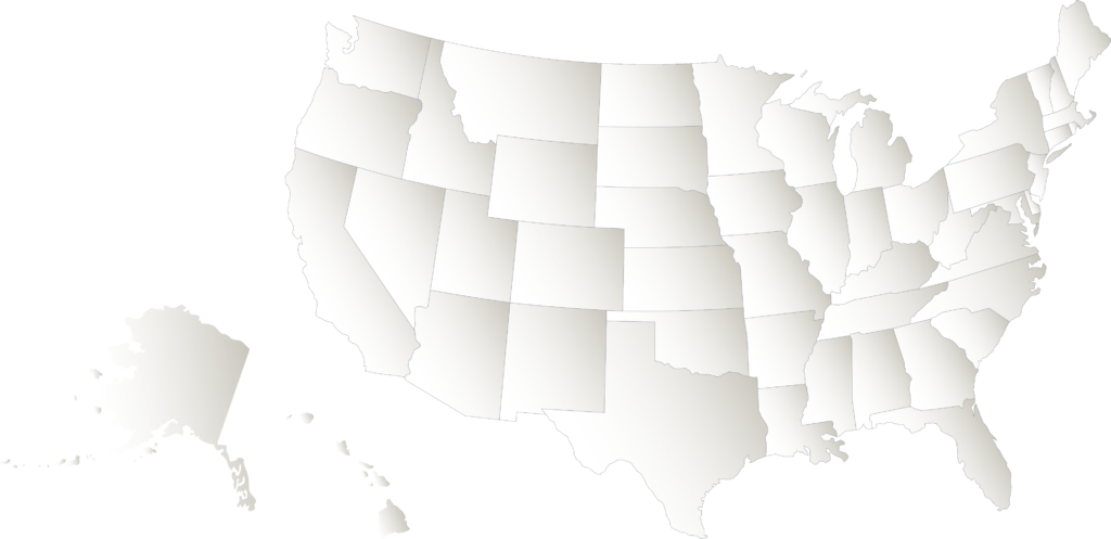 US Map.