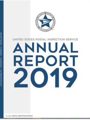 USPIS Annual Report 2019.